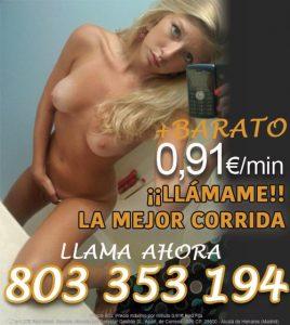 porno por teléfono con chicas calientes
